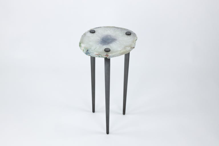Mid-Century Modern  'Powers of 10' Cocktail Tables, Set of 2 by Christopher Kreiling For Sale