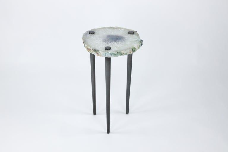 American  'Powers of 10' Cocktail Tables, Set of 2 by Christopher Kreiling For Sale