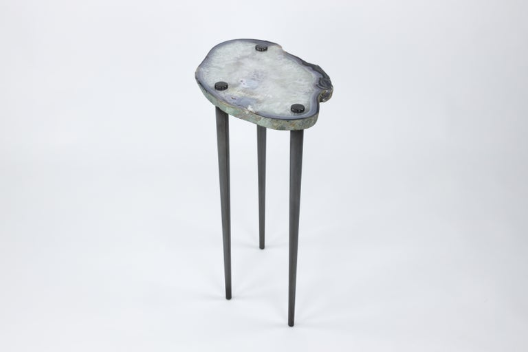 Contemporary  'Powers of 10' Cocktail Tables, Set of 2 by Christopher Kreiling For Sale