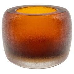 Pozzo Vase Amber