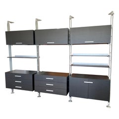 P&P 900 Modular Wall Mounted Storage System by Michel Ducaroy for Line Roset