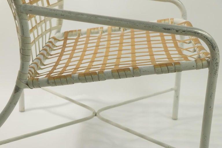 Pr. Lounge Chairs by Tadao  Inouye for Brown Jordan 3
