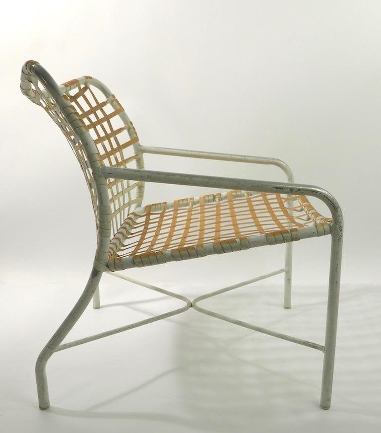 Pr. Lounge Chairs by Tadao  Inouye for Brown Jordan 5