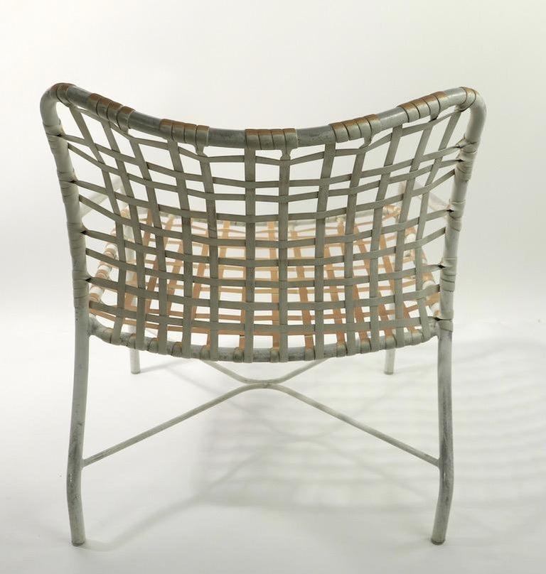 Pr. Lounge Chairs by Tadao  Inouye for Brown Jordan 6