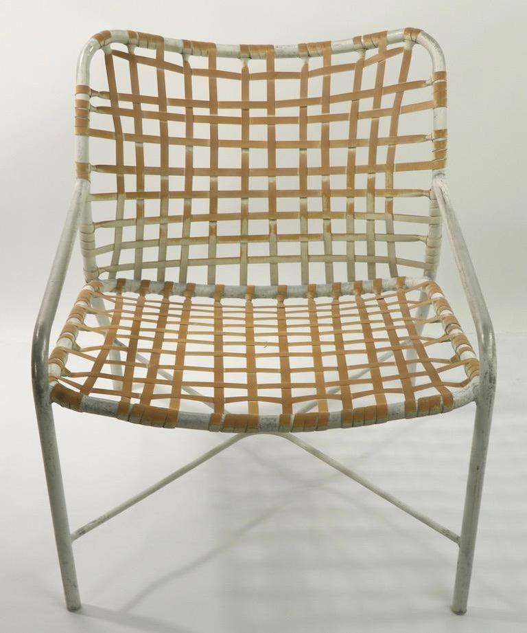 Mid-Century Modern Pr. Lounge Chairs by Tadao  Inouye for Brown Jordan