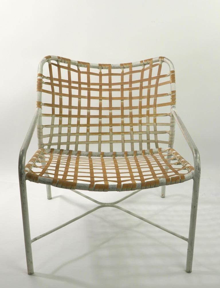 American Pr. Lounge Chairs by Tadao  Inouye for Brown Jordan