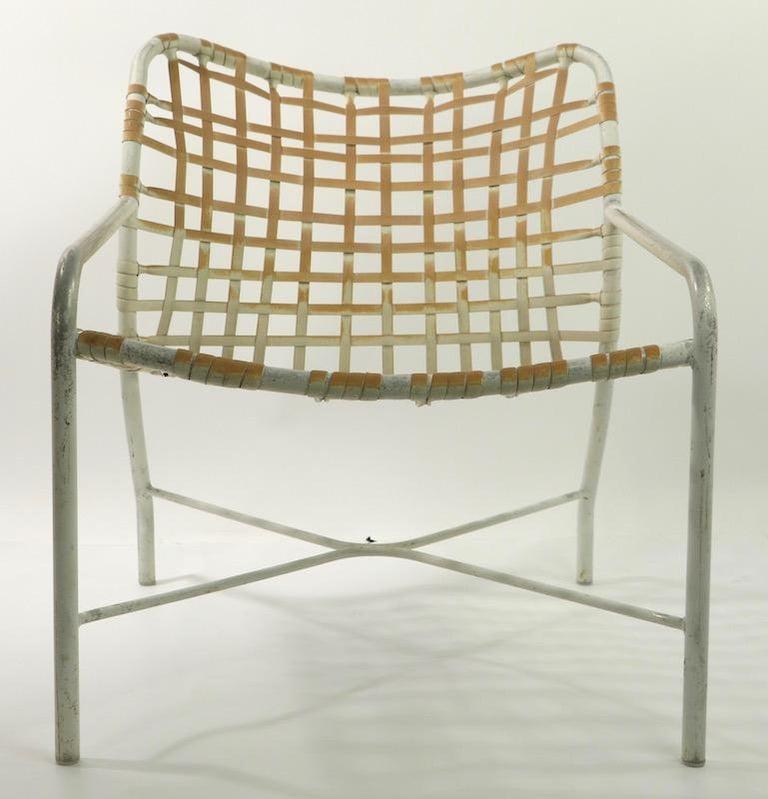 20th Century Pr. Lounge Chairs by Tadao  Inouye for Brown Jordan