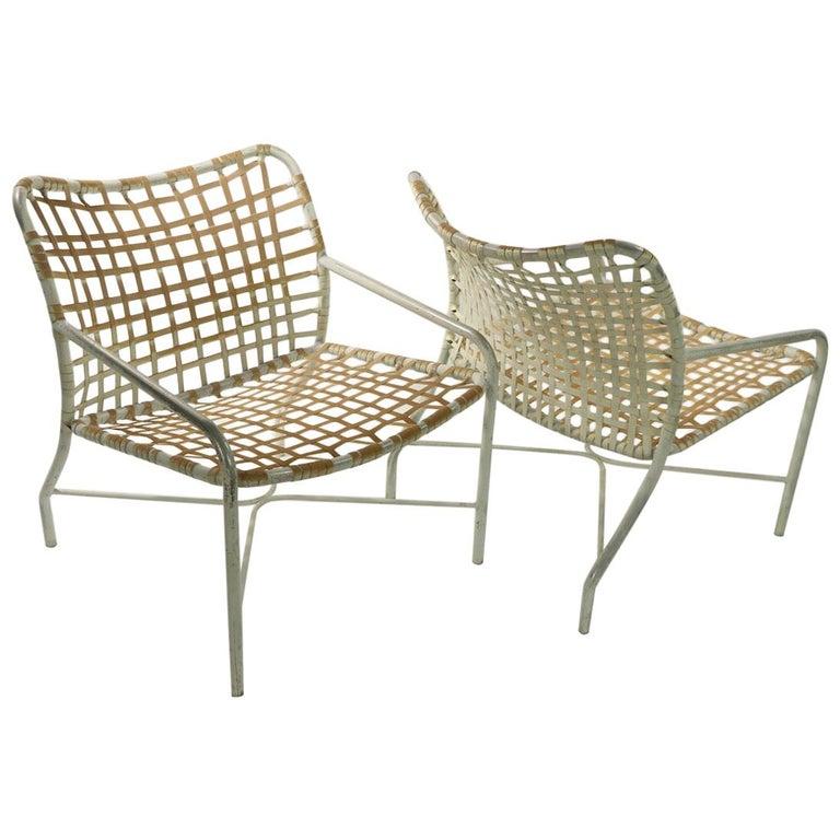 Pr. Lounge Chairs by Tadao  Inouye for Brown Jordan