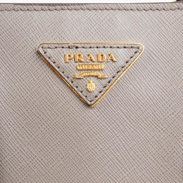 Prad Saffiano Lux Prada Tote For Sale 4