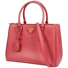 PRADA 2WAY shoulder bag handbag 1BA863 BRUYERE( rose pink)