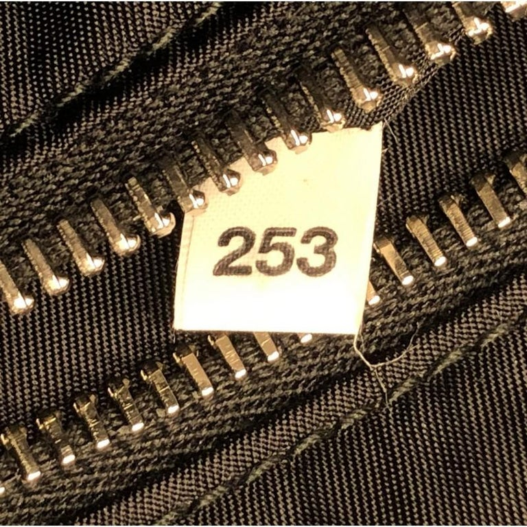 Prada Bandoleer Shoulder Bag Tessuto Medium For Sale 3