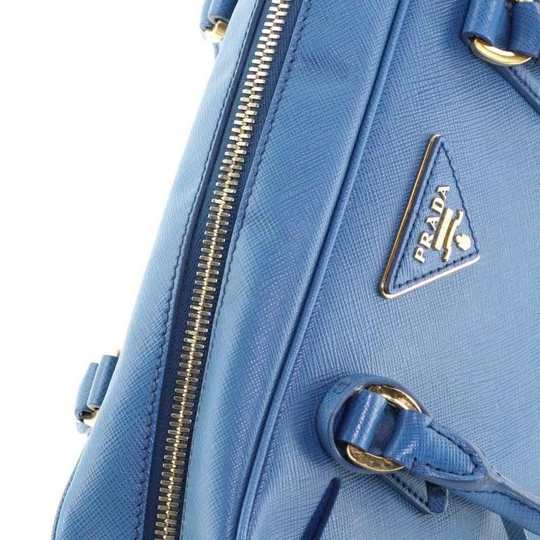 Prada Bauletto Bag Saffiano Leather Small For Sale 4
