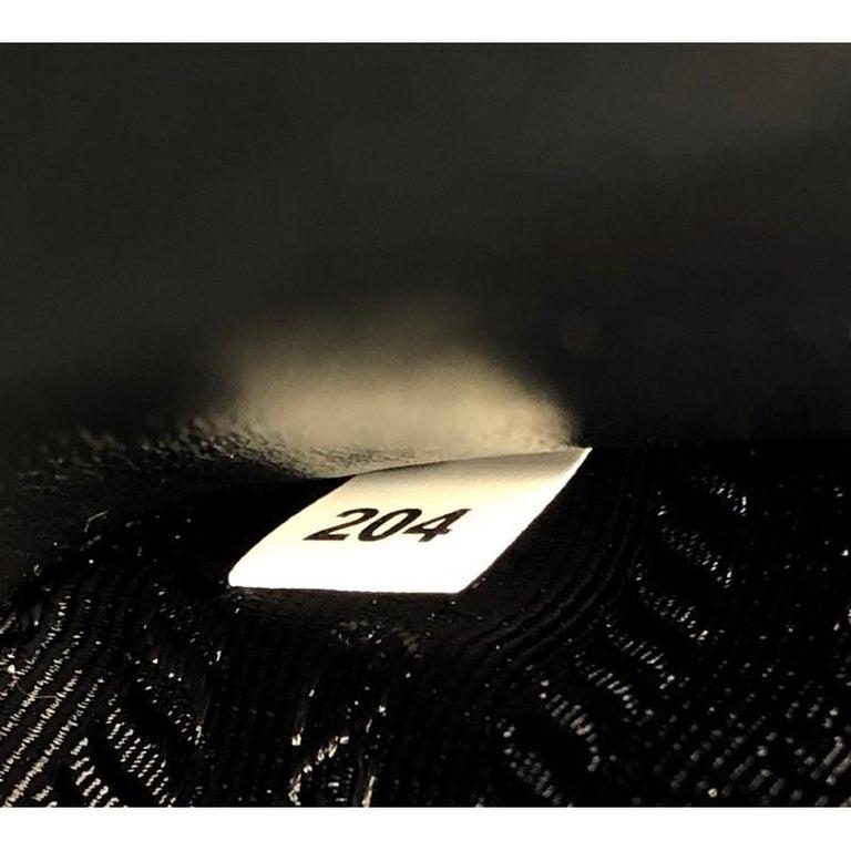 Prada Bibliotheque Crossbody Saffiano Leather For Sale 2