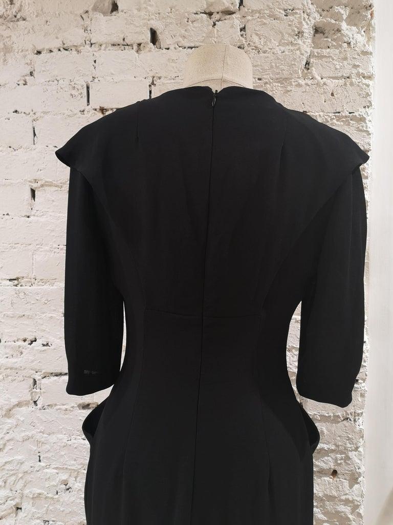 Prada black dress For Sale 6