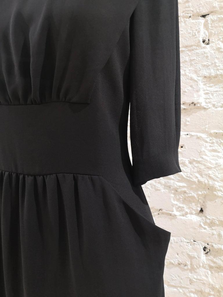 Prada black dress In Excellent Condition For Sale In Capri, IT