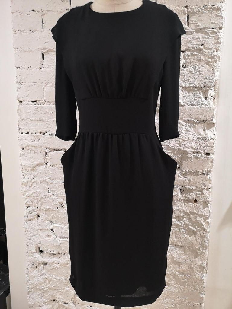 Prada black dress For Sale 1