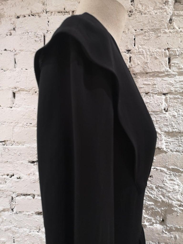 Prada black dress For Sale 2