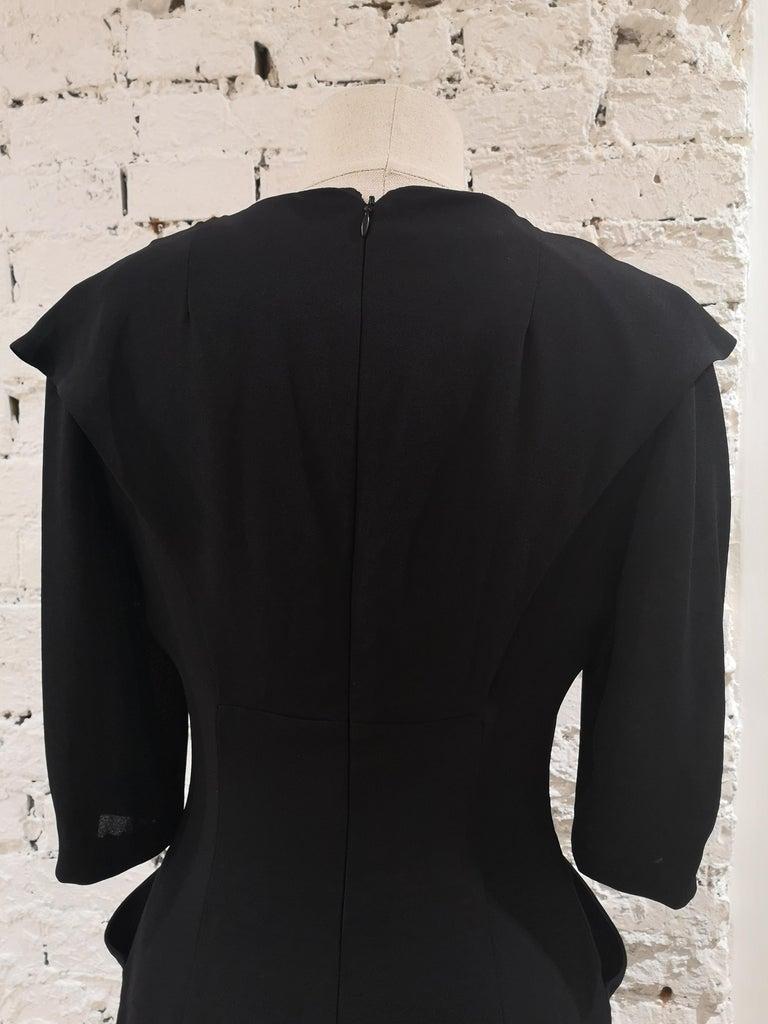 Prada black dress For Sale 3