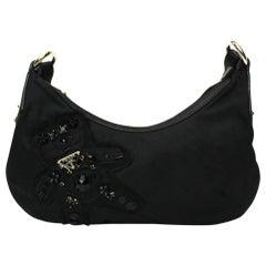 Prada Black Fabric Bag