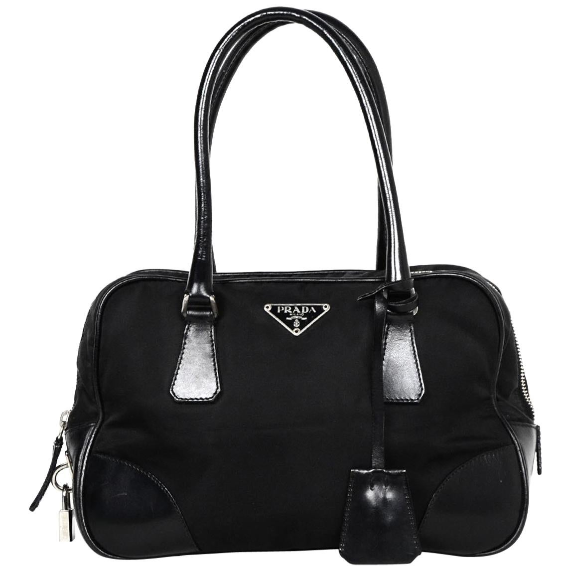 caff77d9f41f Vintage Prada Top Handle Bags - 245 For Sale at 1stdibs