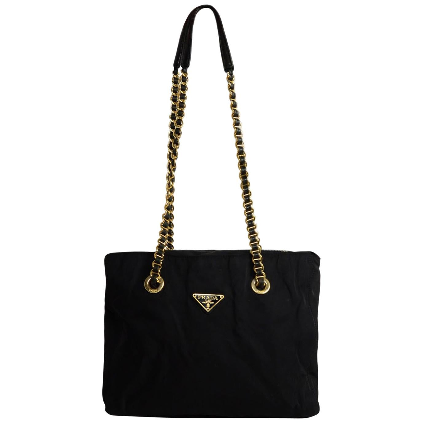 97b0502d61e2 Vintage Prada Tote Bags - 295 For Sale at 1stdibs