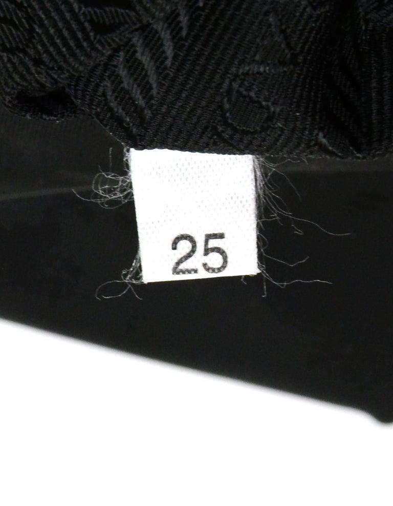 Prada Black Nylon Zip Top Messenger Bag For Sale 3