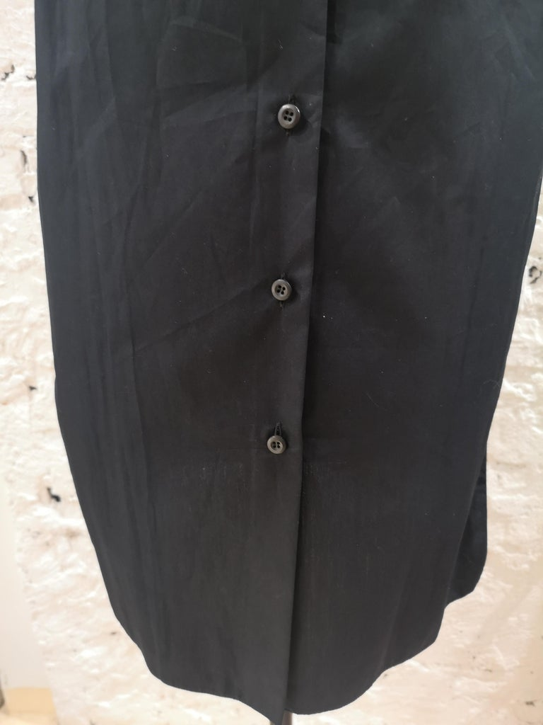 Prada Black Sangallo NWOT Dress For Sale 6