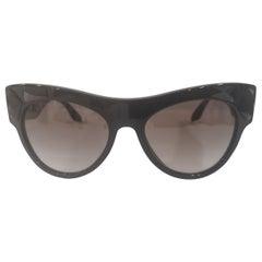 Prada black swarovski sunglasses NWOT