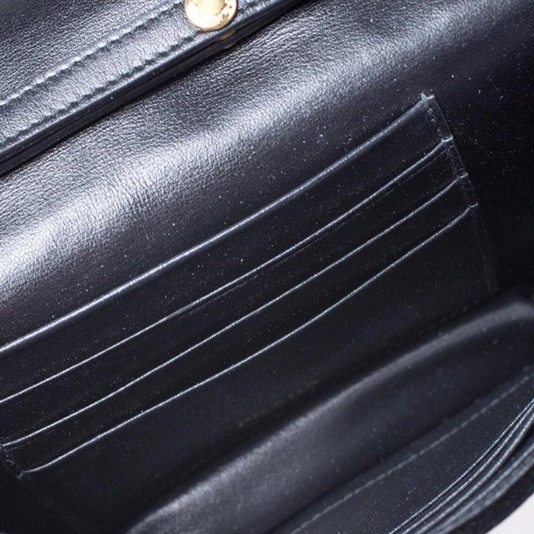 Prada Black Velvet Crossbody Bag For Sale 5