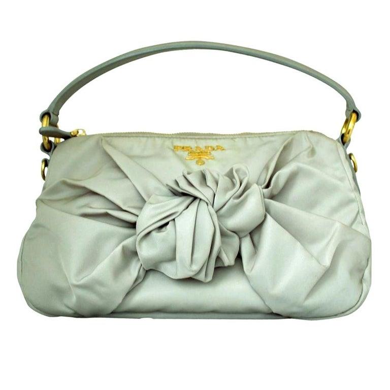 Prada Bow Bag For Sale