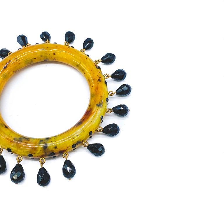 Women's or Men's PRADA Bracelet For Sale