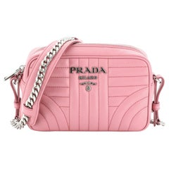 Prada Camera Bag Diagramme Quilted Leather Mini