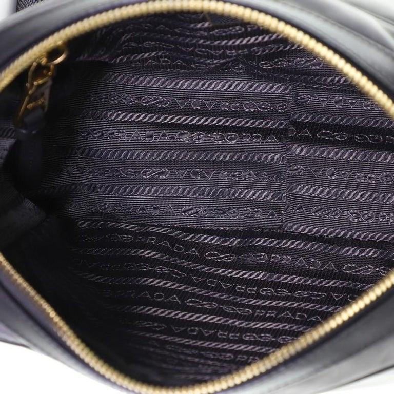 Prada Camera Bag Tessuto Medium For Sale 1