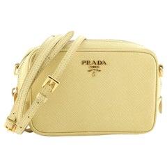 Prada Camera Shoulder Bag Saffiano Leather Small