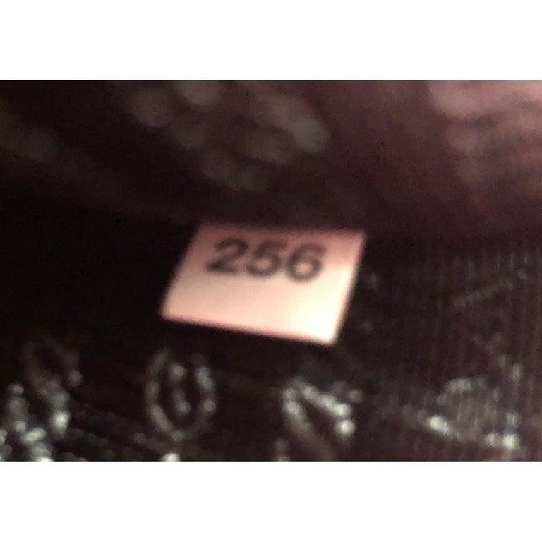 Prada Chain Flap Crossbody Bag Vernice Saffiano Leather Small For Sale 2