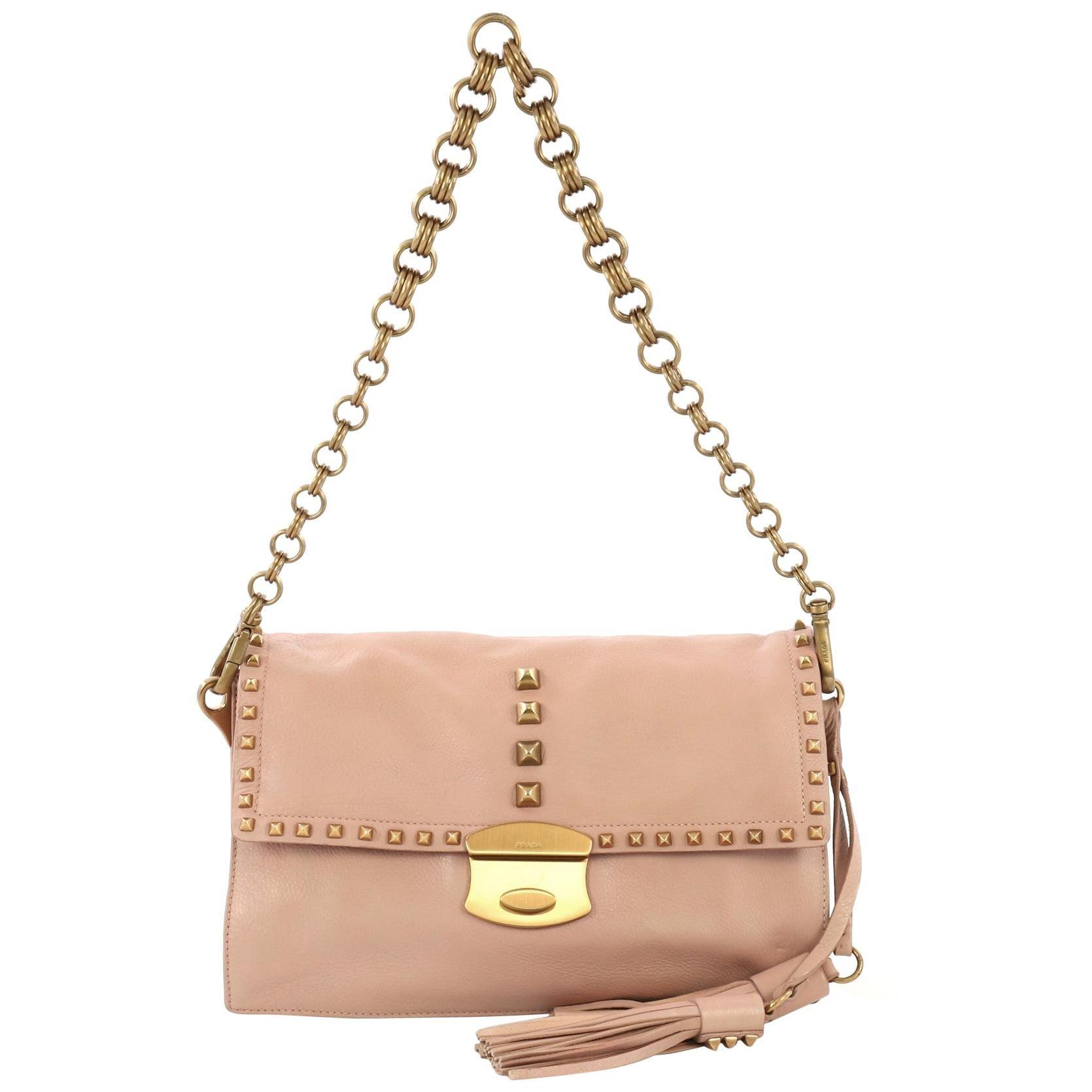 5c867c0856b2 Vintage Prada Handbags and Purses - 1,246 For Sale at 1stdibs
