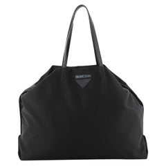 Prada Concept Shopper Tote Tessuto Large