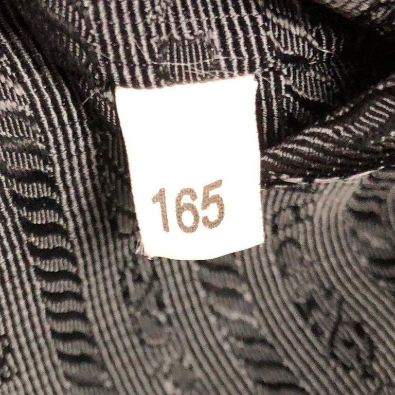 Prada Convertible Boston Bag Tessuto Large For Sale 5