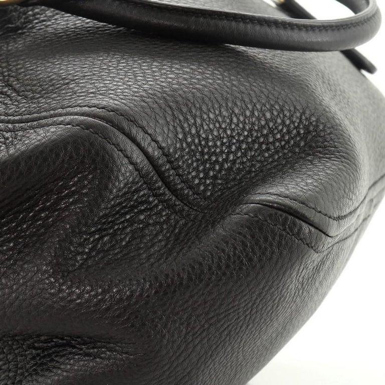 Prada Convertible Boston Bag Vitello Daino Small For Sale 1