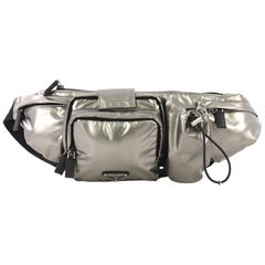 Prada Convertible Multipocket Belt Bag Tessuto Medium