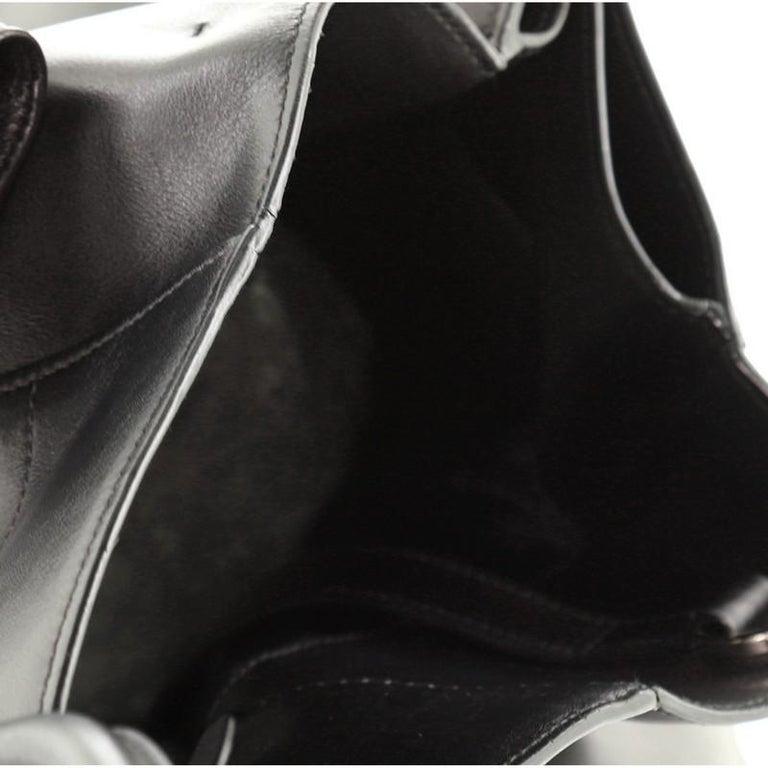Prada  Convertible Open Tote City Calfskin Medium For Sale 5