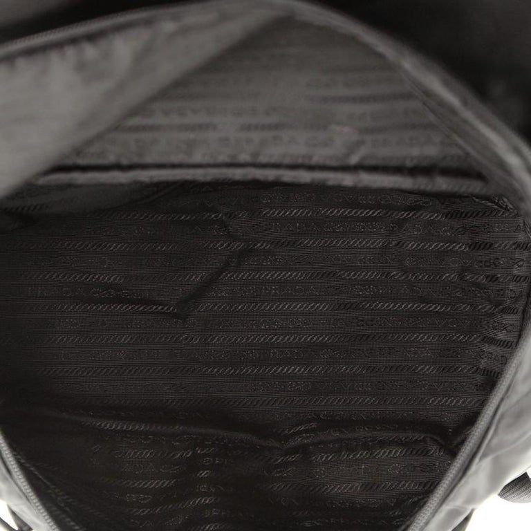 Prada Convertible Pocket Belt Bag Tessuto Medium For Sale 1