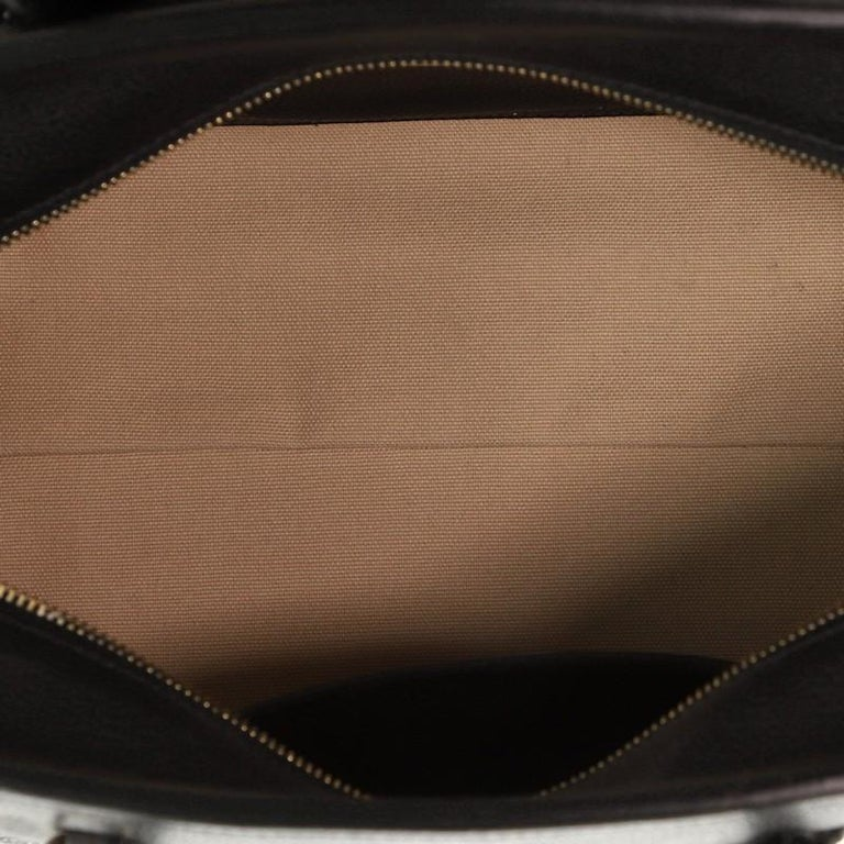 Prada Convertible Shopping Tote Vitello Daino Medium For Sale 1