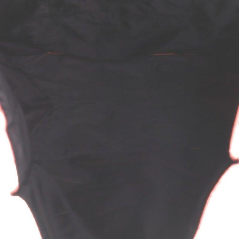 Prada Convertible Tote Tessuto Large For Sale 1