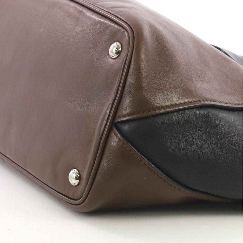 9d6298f2d2e5 Prada Cuir Convertible Shopping Tote Soft Calfskin Large at 1stdibs