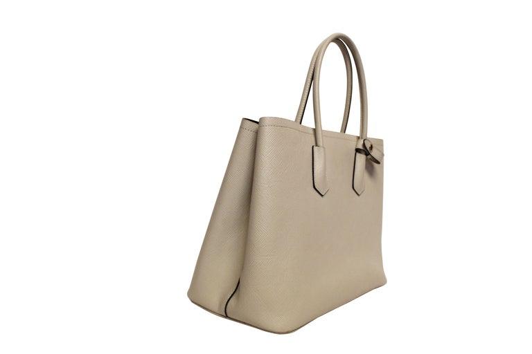 PRADA Double Bag Medium  In Fair Condition For Sale In Melbourne, Victoria