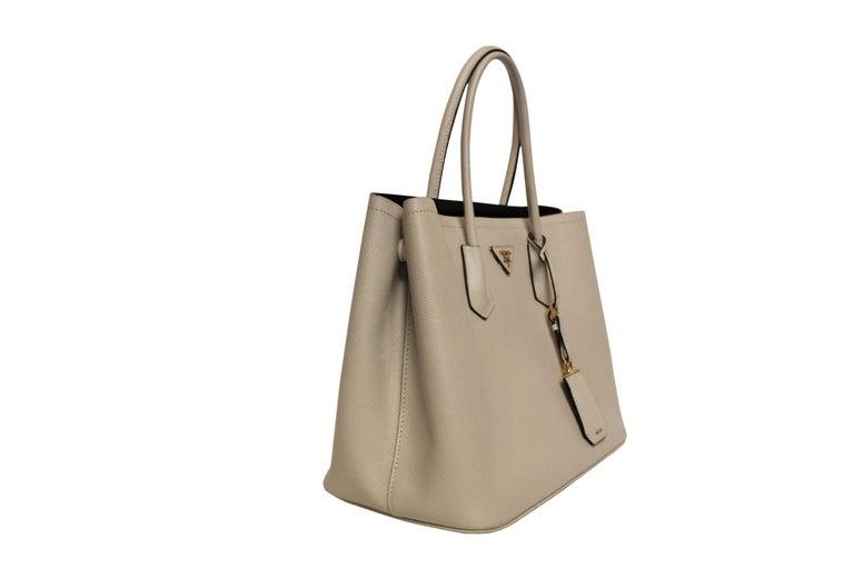 PRADA Double Bag Medium  For Sale 2