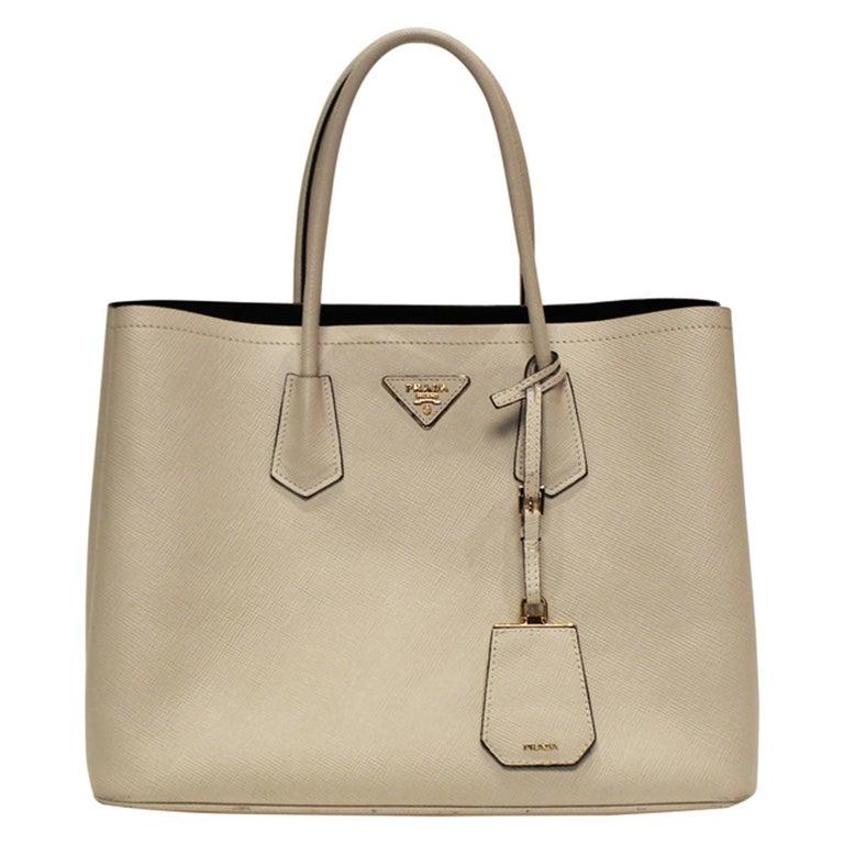 PRADA Double Bag Medium  For Sale