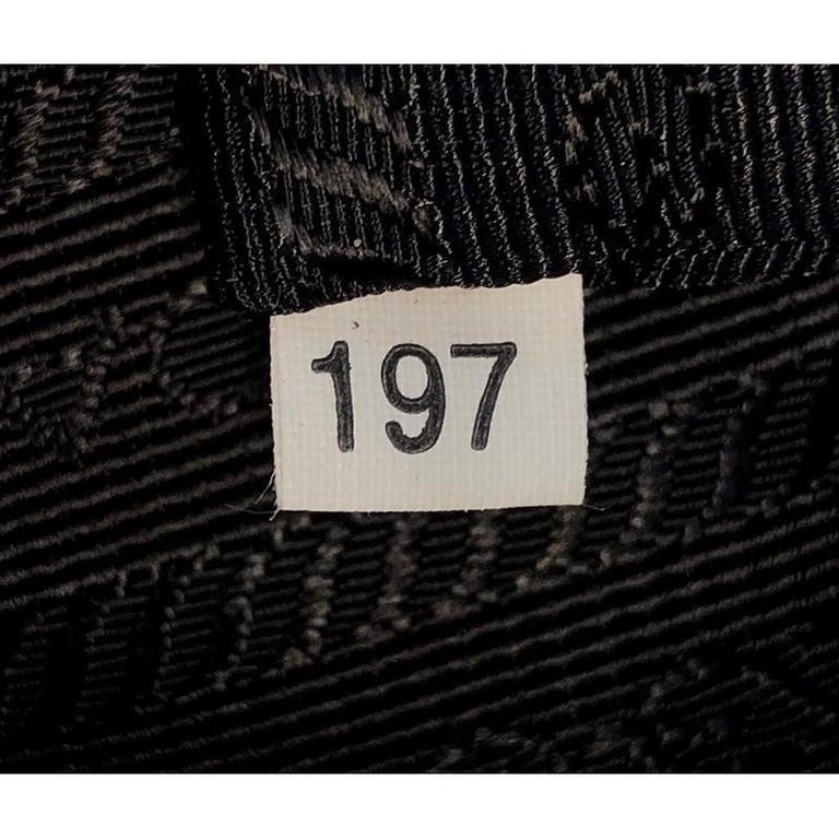 Prada Double Zip Crossbody Bag Vitello Phenix Small For Sale 1