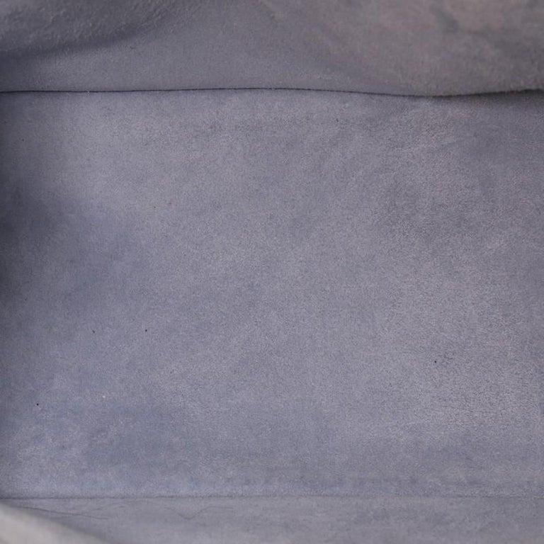 Prada Dual Shopping Tote Calfskin Medium  For Sale 1